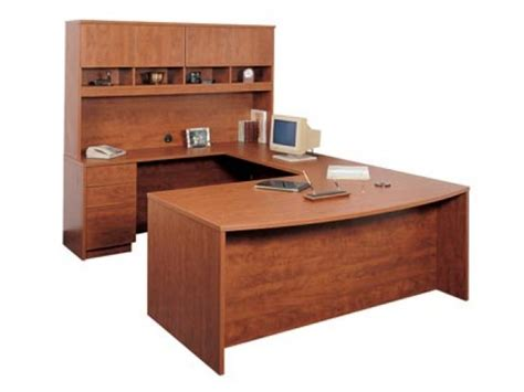 U Shaped Office Desk Executive Left U Shaped Office Desk Mdr 72110l Office Desks