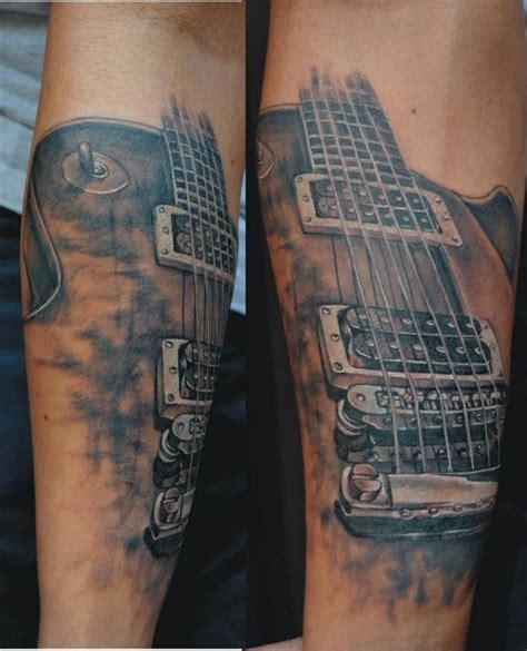 tattoo guitar body 1000 images about guitar tattoos on pinterest tattoo