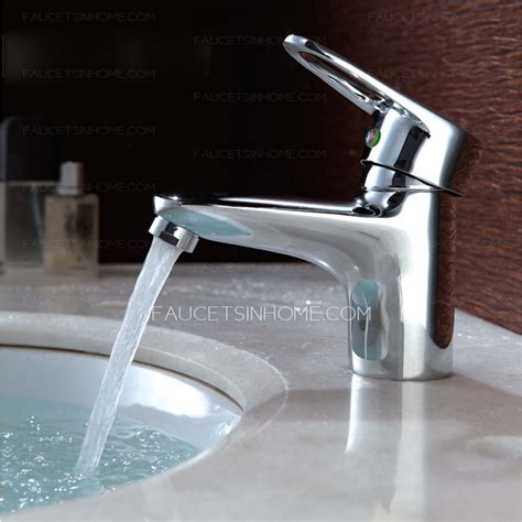 hot cold bathroom faucet silver bathroom faucets hot and cold water
