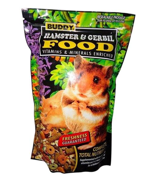 Buddy S Kitchen Treats by Buddy Hamster And Gerbil Food 570 Gm Small Pets Foods