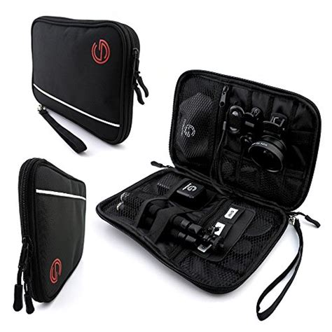 Go Go Gadget Handbag by Gostellar Travel Electronics Organizer Small Gadget