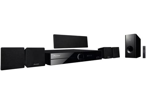 pioneer htz 101dvd region free home theatre system with