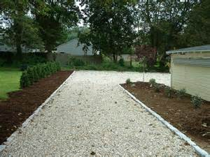 Gravel Stones For Driveways Paving On Gravel Driveway Driveways And