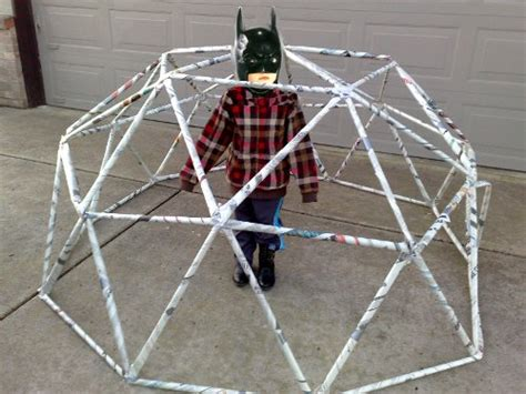 How To Make A Paper Geodesic Dome - diy 3v pvc geodesic greenhouse build part 1 geodesic