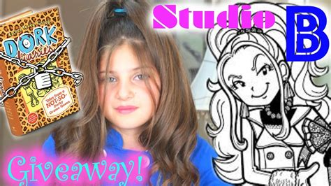 dork diaries hairstyles dork diaries 9 review and giveaway youtube