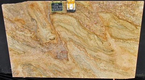 Imperial Gold Granite Countertop by Imperial Gold Granite Slab