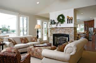 Houzz Home Design Decor by Lake House Traditional Living Room Grand Rapids By