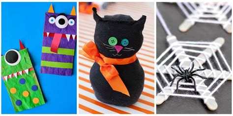 holloween crafts for 26 easy crafts for best family