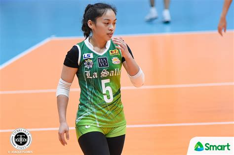 libero volleyball height dawn macandili learning patience while remaining a shut
