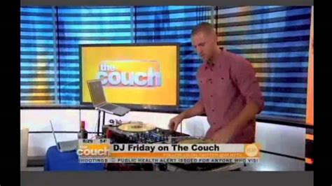 the couch cbs jayceeoh kid capri on cbs quot live from the couch quot morning