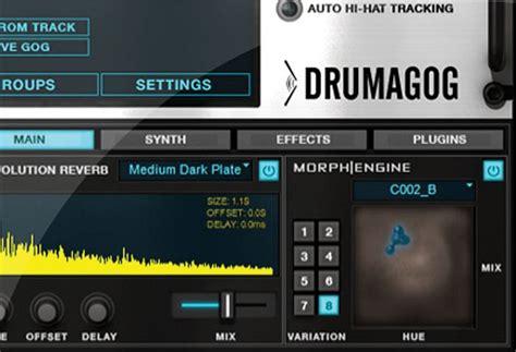 Vsti Drumagog 5 By Today Learners wavemachine labs drumagog platinum v5 11 air library add