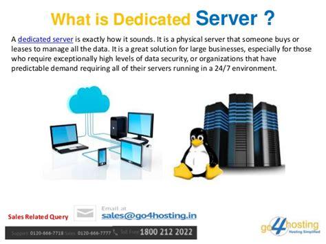 Cloud Server vs Dedicated Server