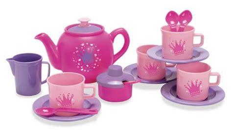 Tea Set Princes princess tea set toys zavvi