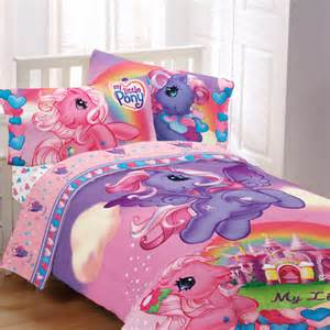 My Pony Bedding Sets My Pony Pony Comforter Toddler Walmart