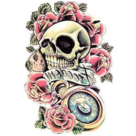 tatuaggi teschi e fiori tatuaggi con teschio storia e immagini dei tatuaggi pi 249