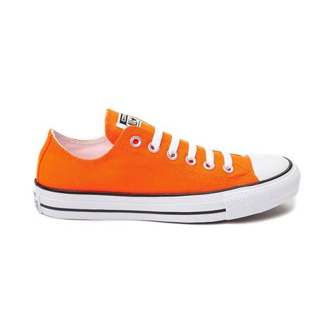 Orange Shoes by Orange Converse Sneakers Www Pixshark Images