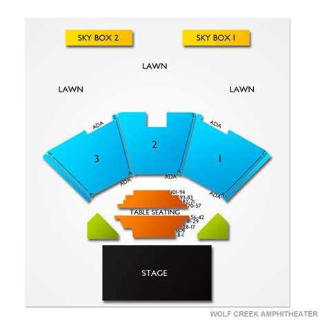 wolf creek hitheatre seating chart wolf creek hitheater seating chart seats