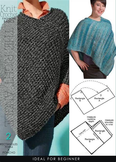 poncho knit patterns free diaryofacreativefanatic needlecrafts knit crochet