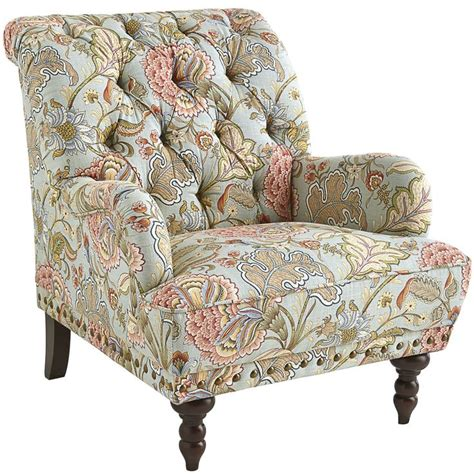 Blue Floral Armchair Blue Floral Armchair The Family Armchairs And Chairs