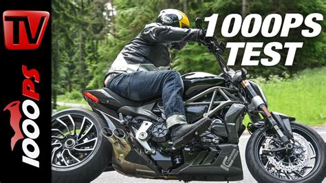 Motorrad 2 Ps Zu Viel by Video 1000ps Test Ducati Xdiavel S By Ilmberger Carbon