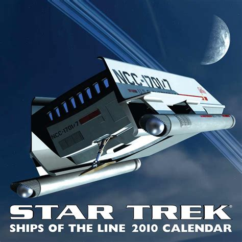 star trek ships of exclusive first look at 2010 tos and ships star trek calendars movie calendar announced