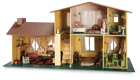 Handcrafted Dollhouse - shirley temple collector s book 388 the furnished