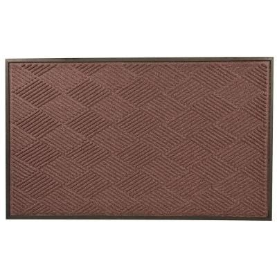 Home Depot Rubber Mat by Notrax Opus Burgundy 24 In X 36 In Rubber Backed
