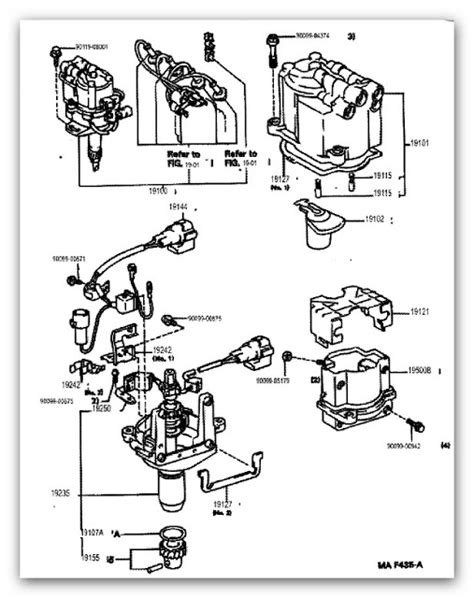 toyota 3y wiring diagram toyota headlight adjustment