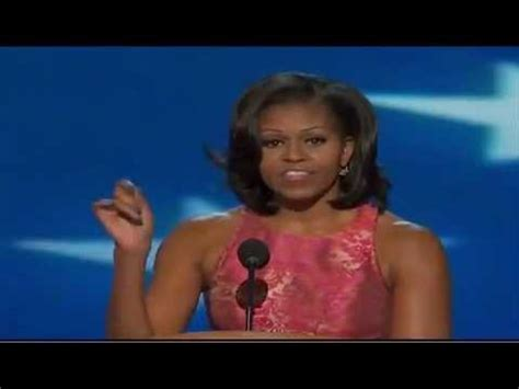 want to see a picture of michelle obama with new haircut michelle obama s full dnc speech youtube
