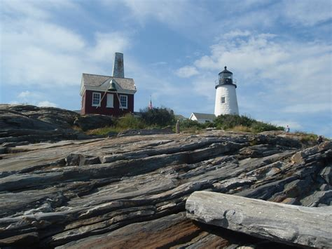 Pemaquid Point Light two steps forward and i m not looking back pemaquid point