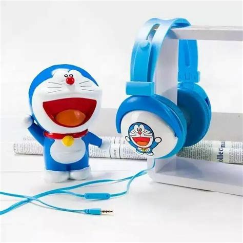 Headphone Doraemon Compare Prices On Headset Shopping Buy Low