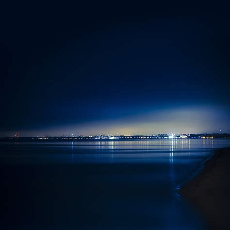 dark view wallpaper freeios7 mw56 lake city view night dark nature awesome
