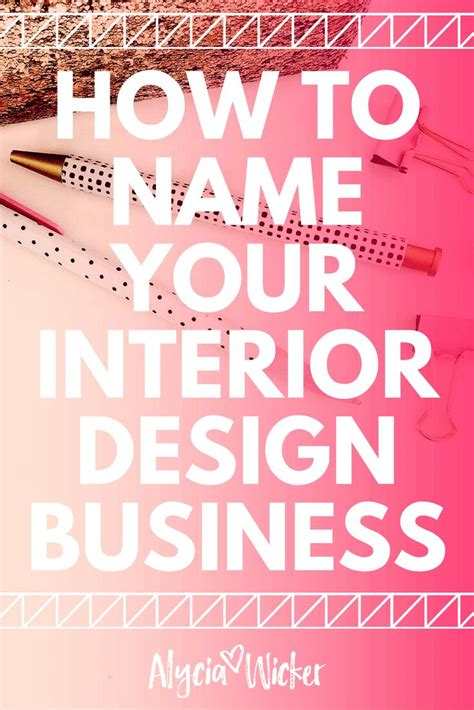 how to start an interior design business top 25 ideas about business names on the business shop ups and business ideas uk