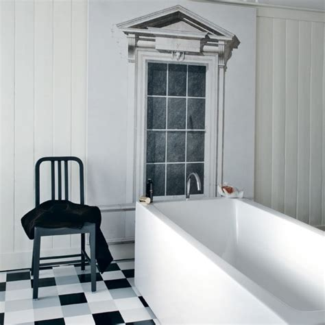 traditional white bathrooms 23 traditional black and white bathrooms to inspire digsdigs