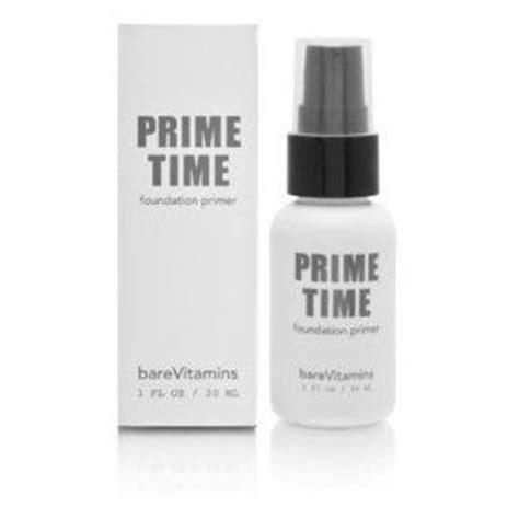Foundation Merrezca Prime Time Original Foundation Primer bare escentuals barevitamins prime time foundation primer reviews viewpoints
