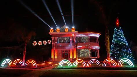 christmas lights journal star 2017 wars light show a dubstep edm cover of darth vader s imperial march