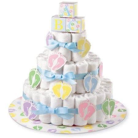 Walmart Baby Shower Cake by Wilton Baby Shower Baby Cake Kit 1 Ct