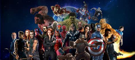 Heroes Marvel Cinematic Kaosraglan 4 marvel heroes cinematic by mrsteiners on deviantart