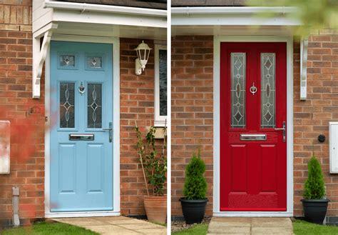 Front Door Colours Uk Composite Doors Home Logic Icynene Bba Installers