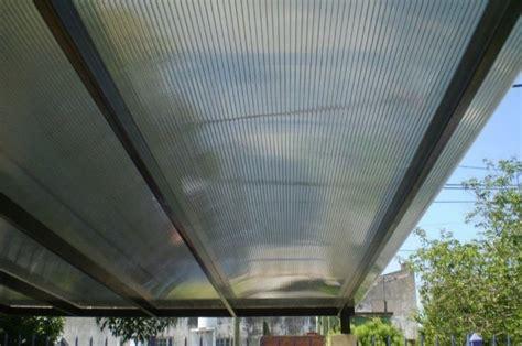 planchas para techos techos de policarbonato aleros de policarbonato y