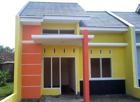 contoh warna cat depan rumah arsitek rumah minimalis gambar warna cat untuk rumah teres denah rumah
