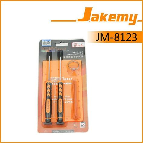 jakemy jm 8123 5 in 1 repair tools iphone holes matching