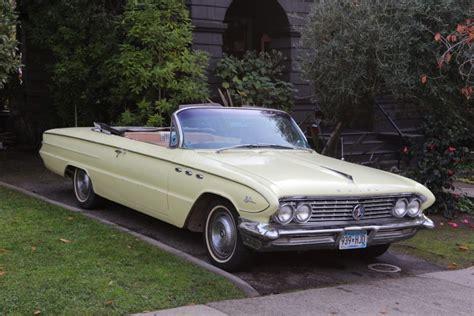 1961 buick lesabre for sale 1961 buick lesabre convertible for sale on bat auctions