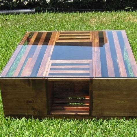 wooden crate table wooden crate table 8 ways to use wooden crates