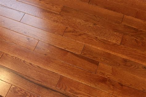 "Oak Gunstock 3/4 x 2 1/4""   Solid Hardwood Flooring"