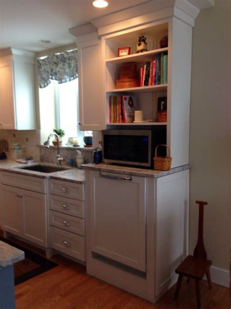 raised dishwasher   Kitchen   Pinterest   Microwaves
