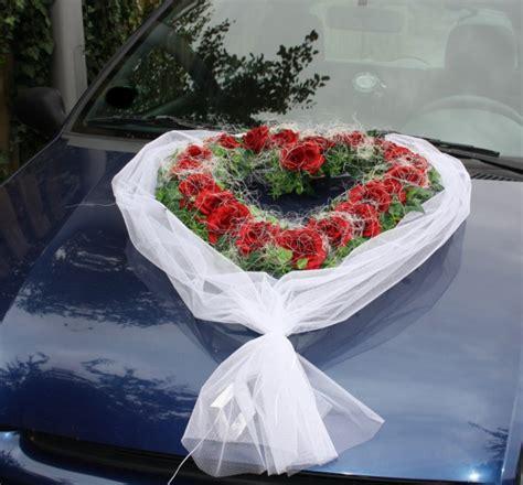 Auto Herz by Autoherz Im T 252 Llbett Hochzeitsdekorationen