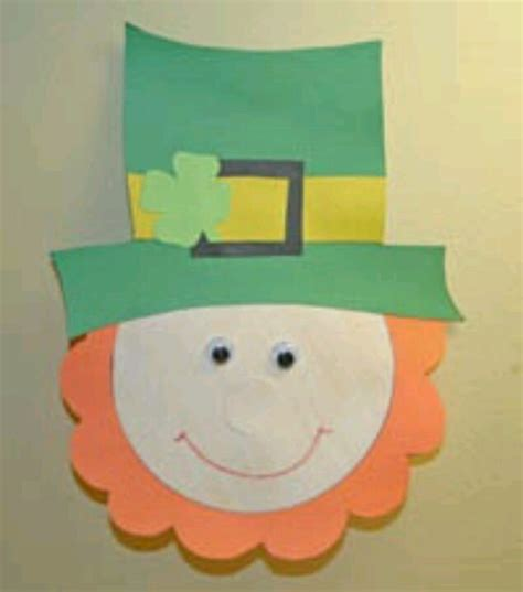 leprechaun paper craft 48 paper plate leprechaun template walk in the