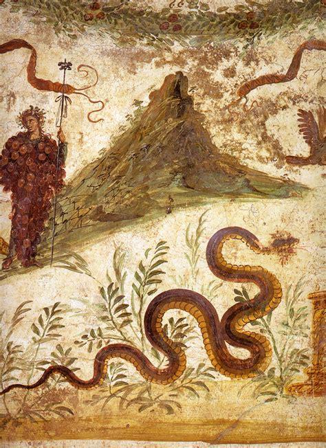 Ancient Egyptian Wall Murals file pompeii casa del centenario man jpg wikipedia