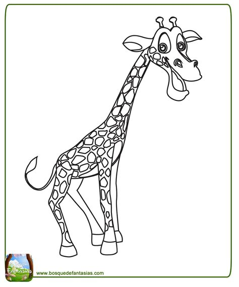 imágenes de jirafas bonitas 99 dibujos de jirafas 174 tiernas y lindas jirafas para colorear